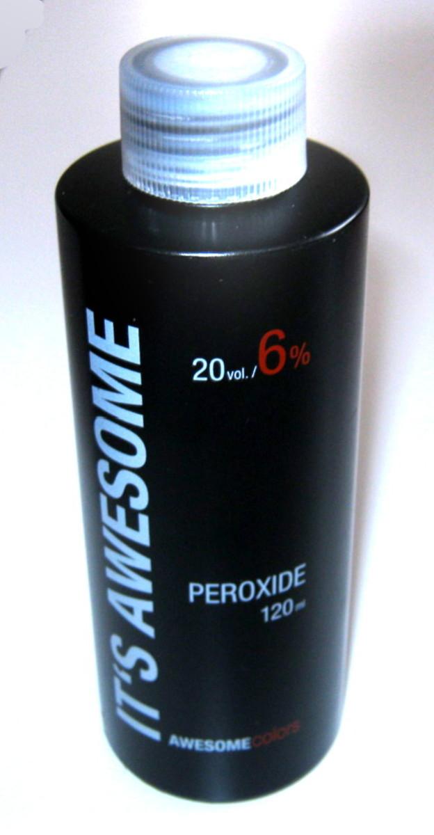 Pre-treat coarse gray hair with 20 volume developer lotion.