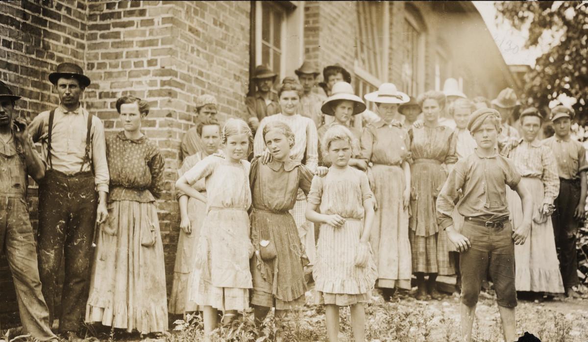 Child labor 1908