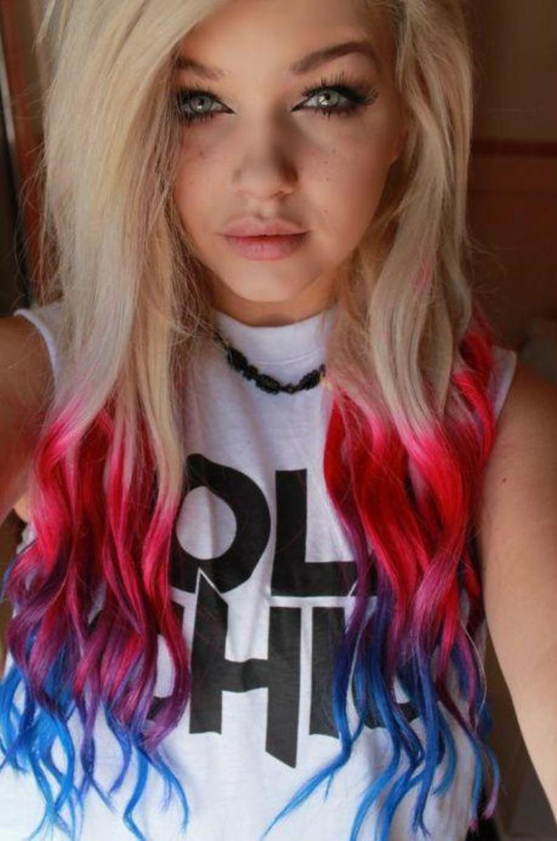different-ways-to-dye-bleached-hair