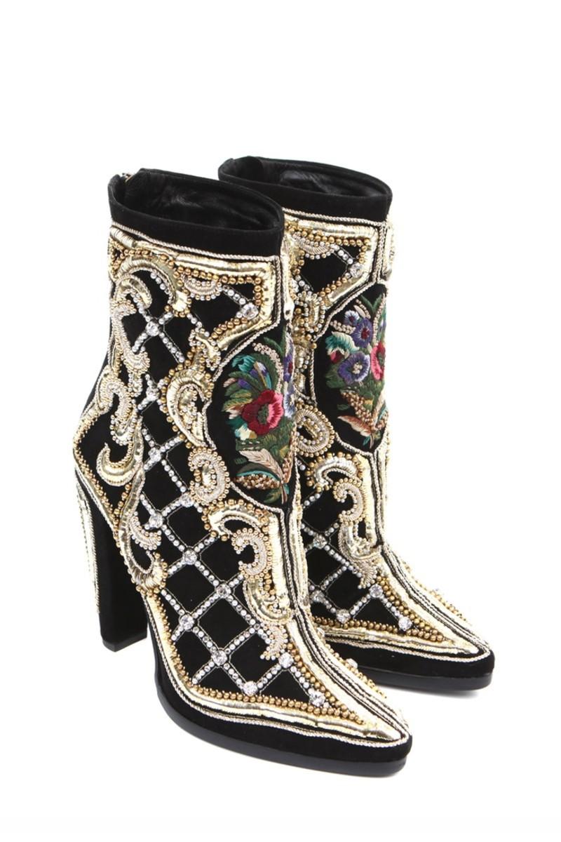 The inspiration - Bailman boots.