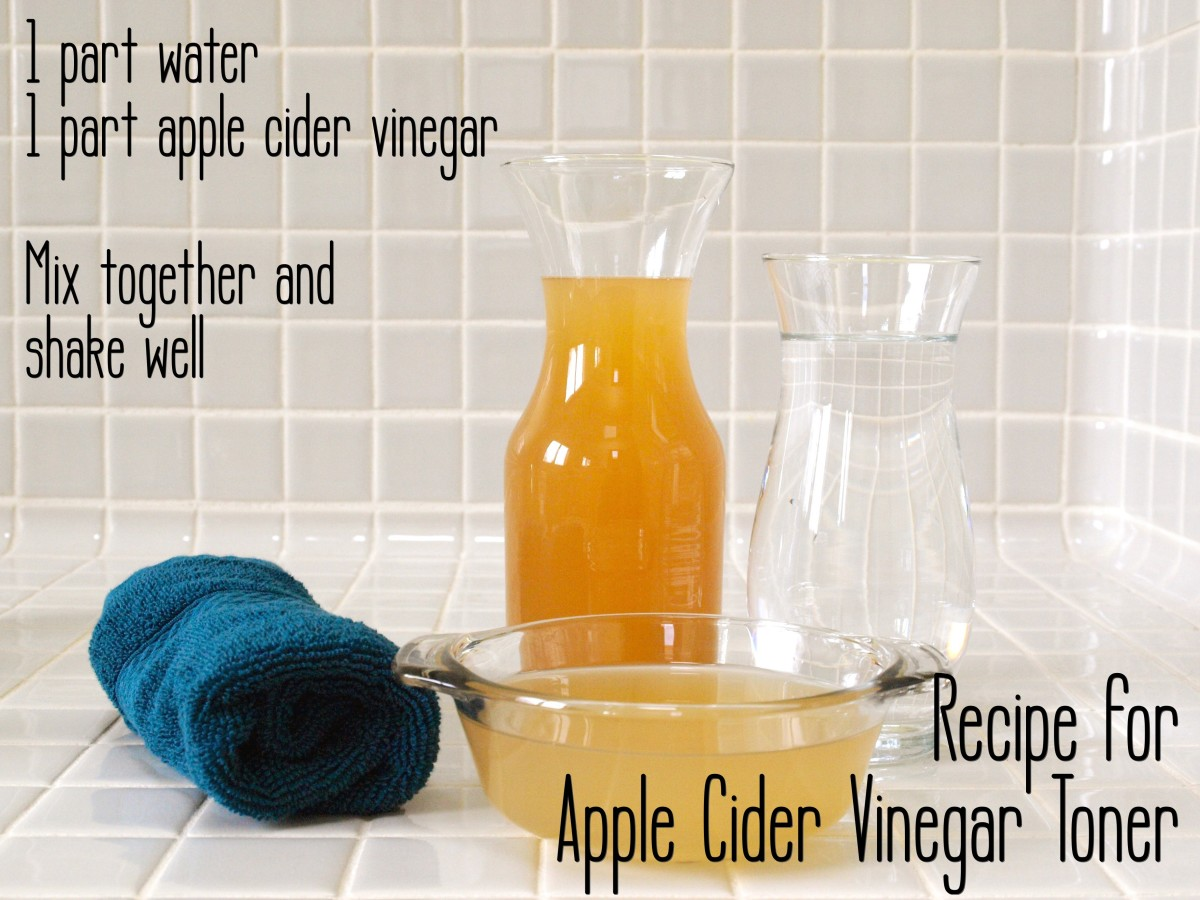 Can Apple Cider Vinegar Stop Hair Loss? | HubPages