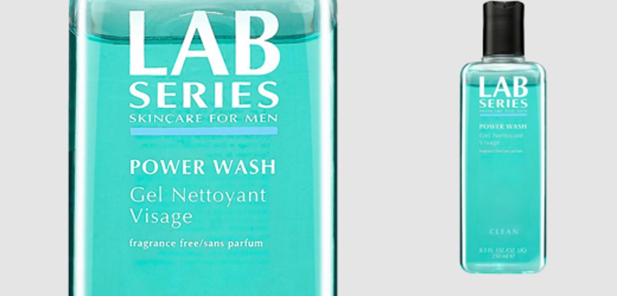 Lab Series Power Wash