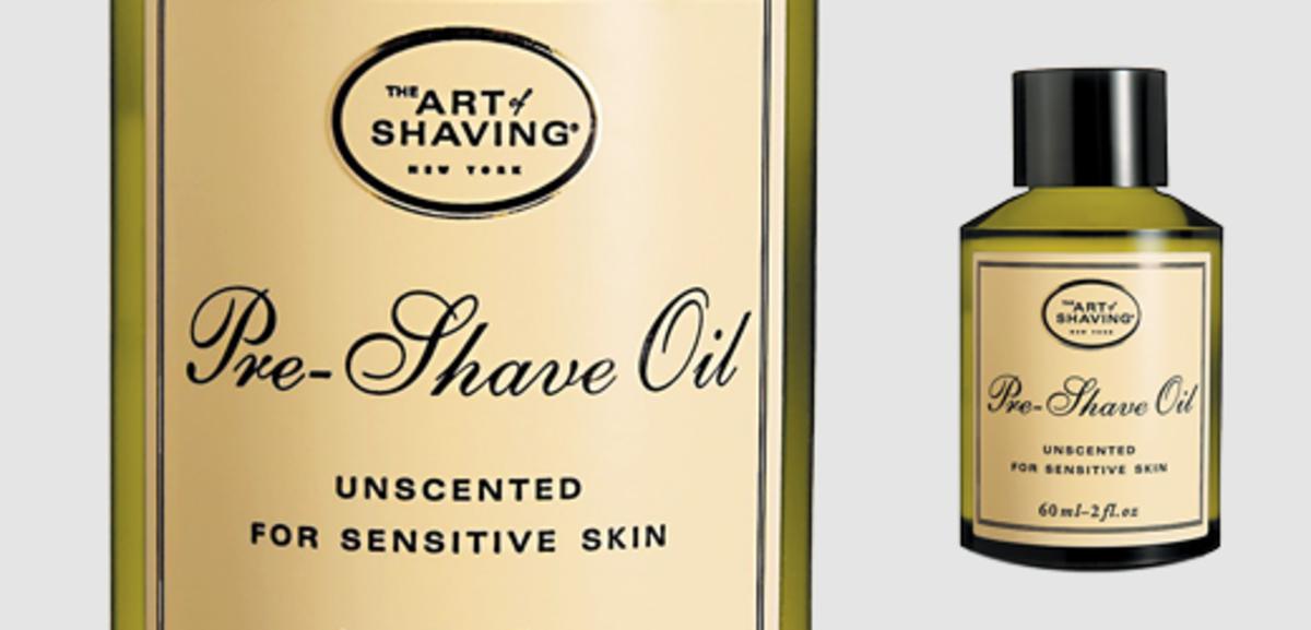 The Art of Shaving Pre-Shave Oil
