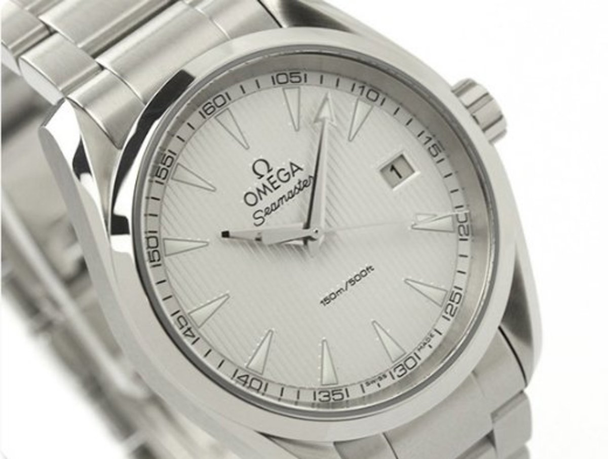 Omega Seamaster Aqua Terra Watch