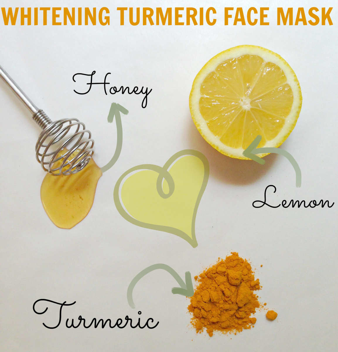 Turmeric Face Mask Recipes: True Secret to Glowing Skin | Bellatory