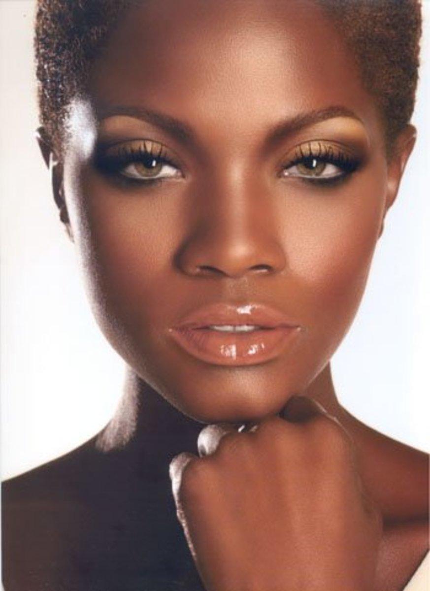 Make Up For Brown Girls Bellatory