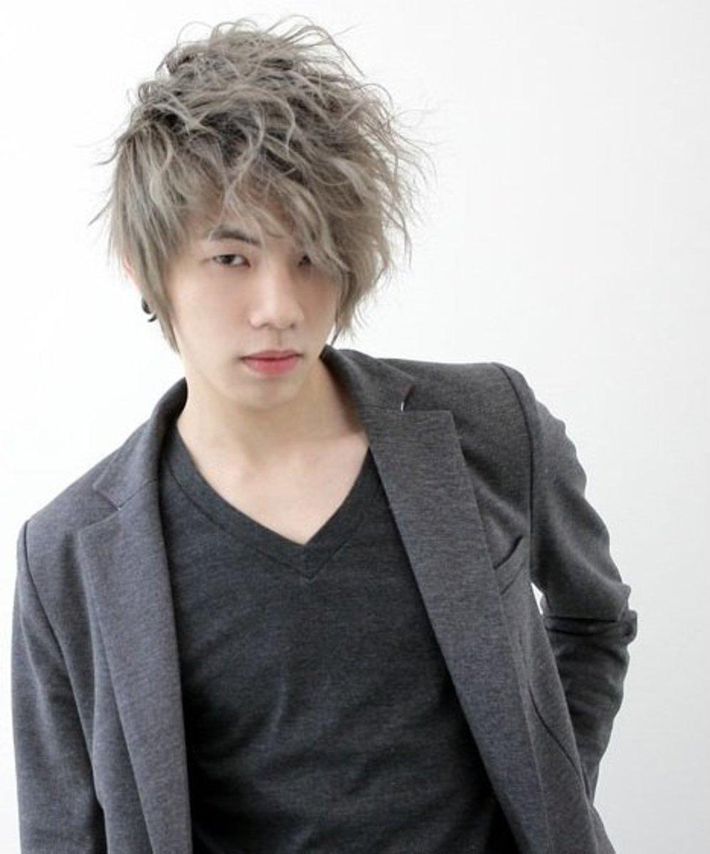 Surprising Latest Trendy Asian Amp Korean Hairstyles For Men 2015 Bellatory Short Hairstyles For Black Women Fulllsitofus