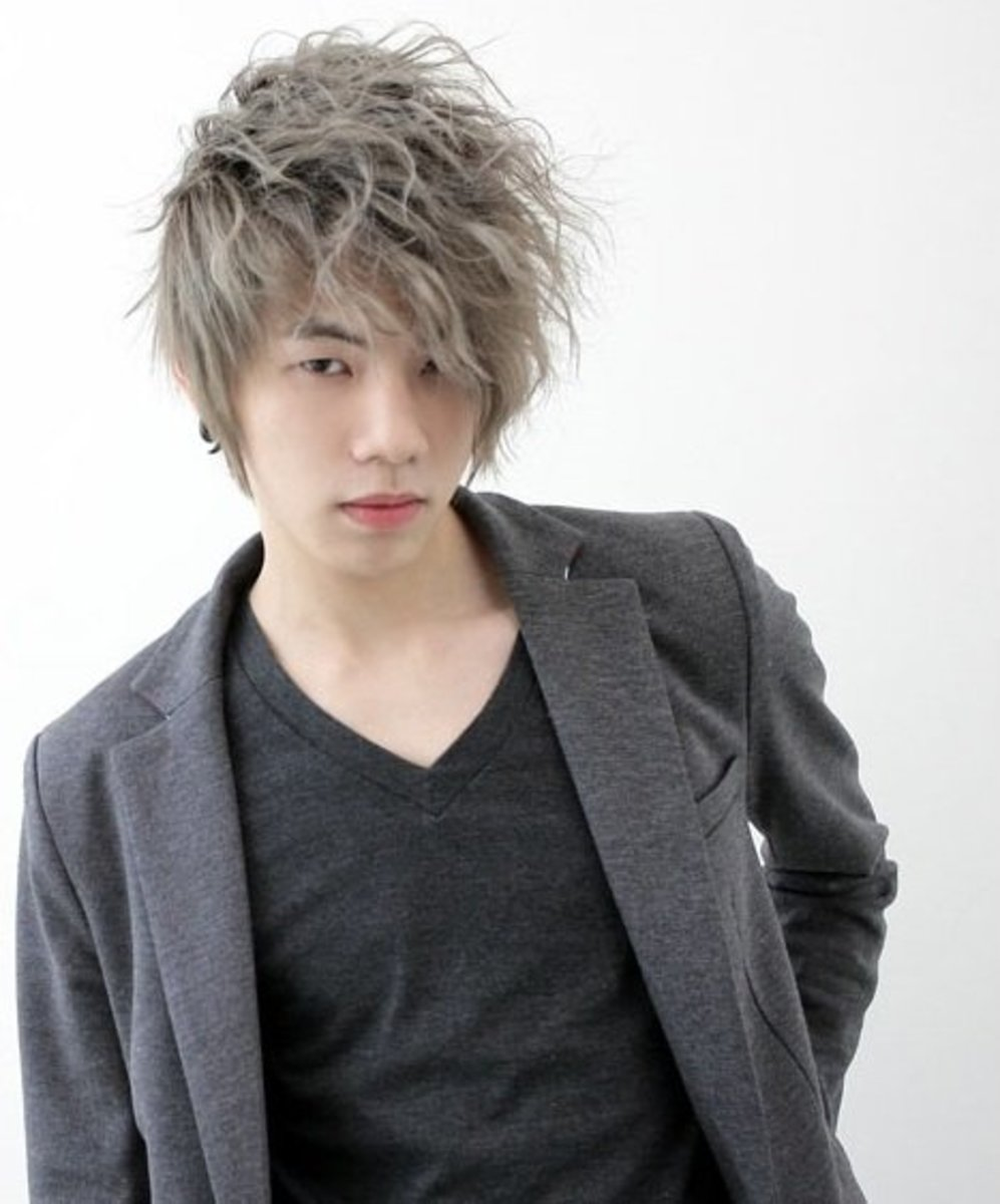 Marvelous Latest Trendy Asian Amp Korean Hairstyles For Men 2015 Bellatory Hairstyles For Women Draintrainus