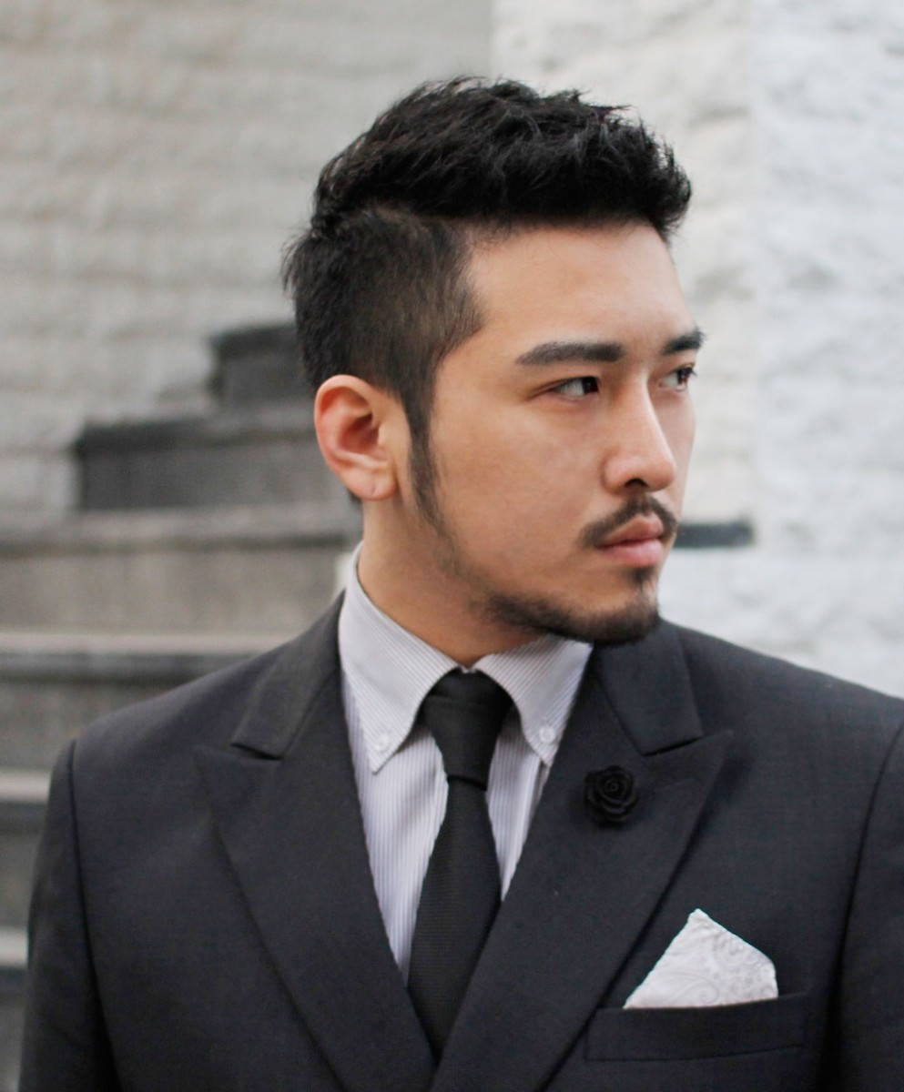 Latest Trendy Asian And Korean Hairstyles For Men 2019 Bellatory