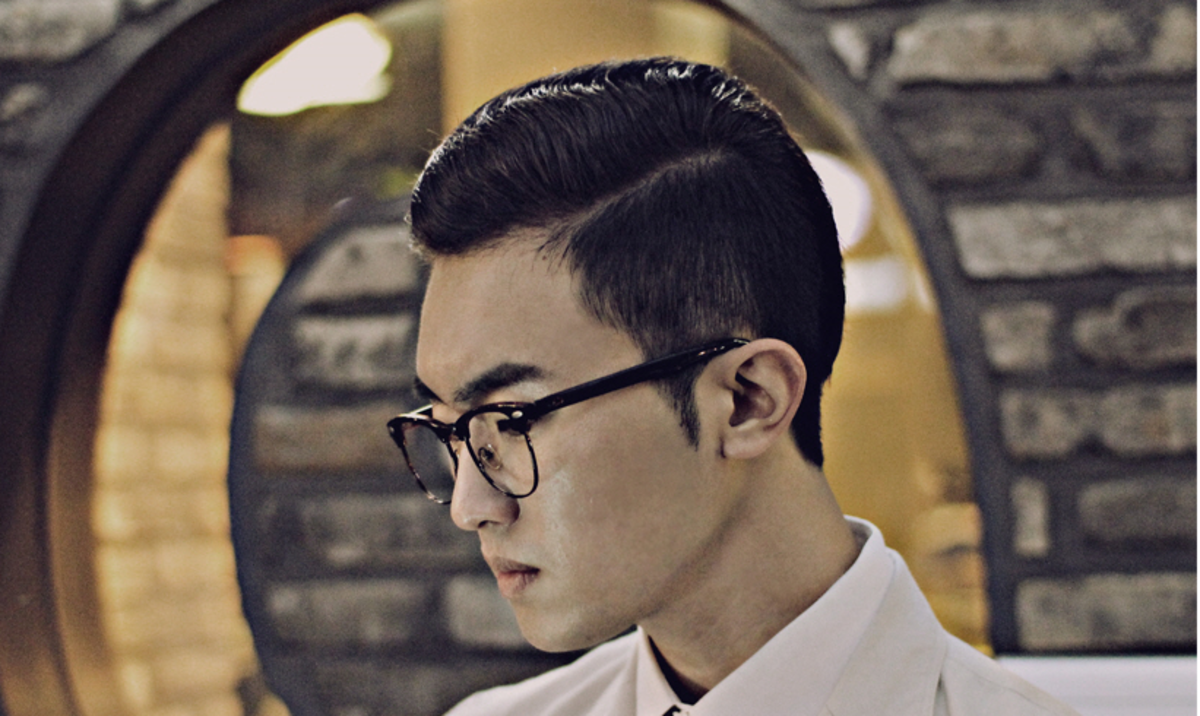 Latest Trendy Asian Korean Hairstyles For Men 2018 Bellatory