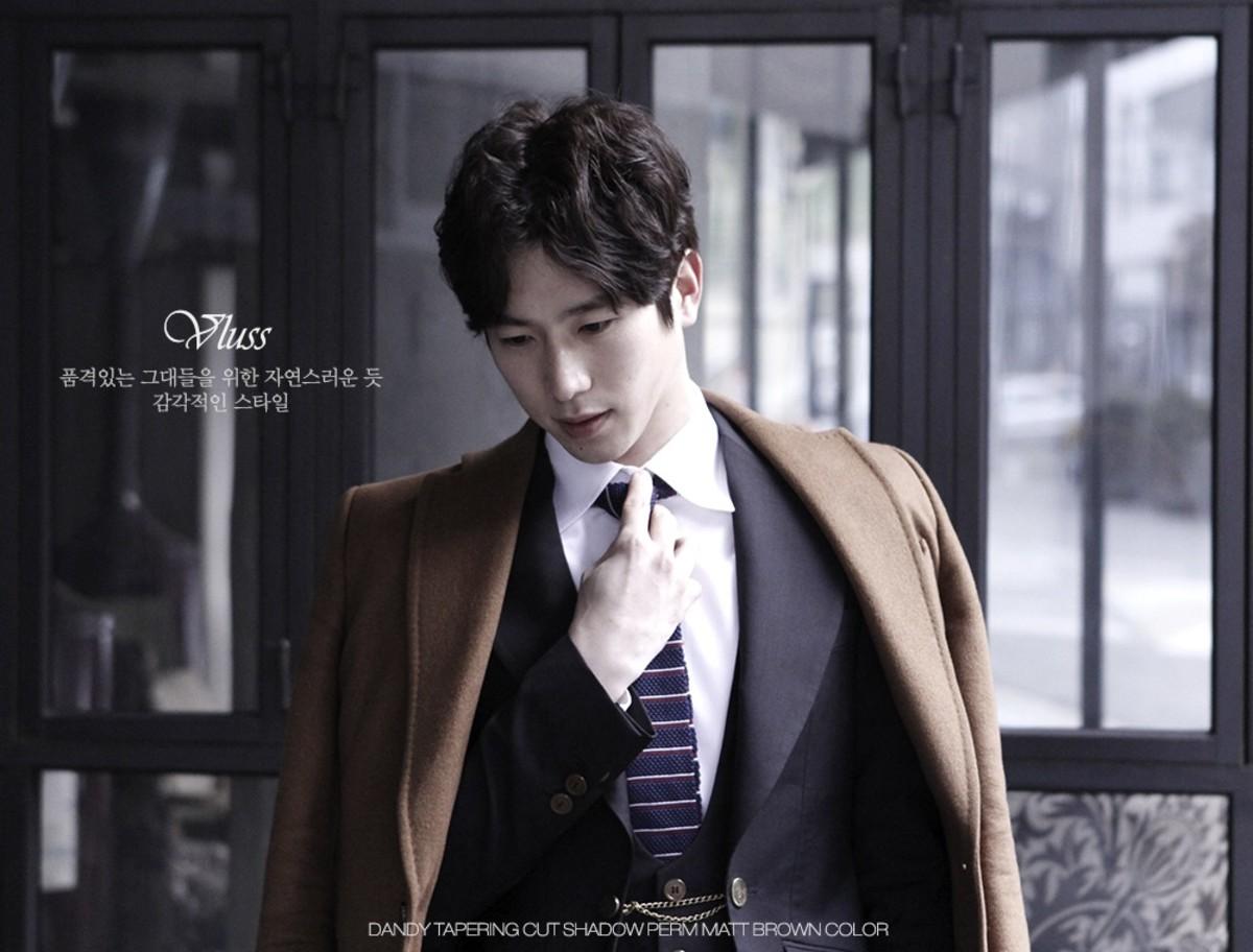 Pleasing Latest Trendy Asian Amp Korean Hairstyles For Men 2015 Bellatory Short Hairstyles For Black Women Fulllsitofus
