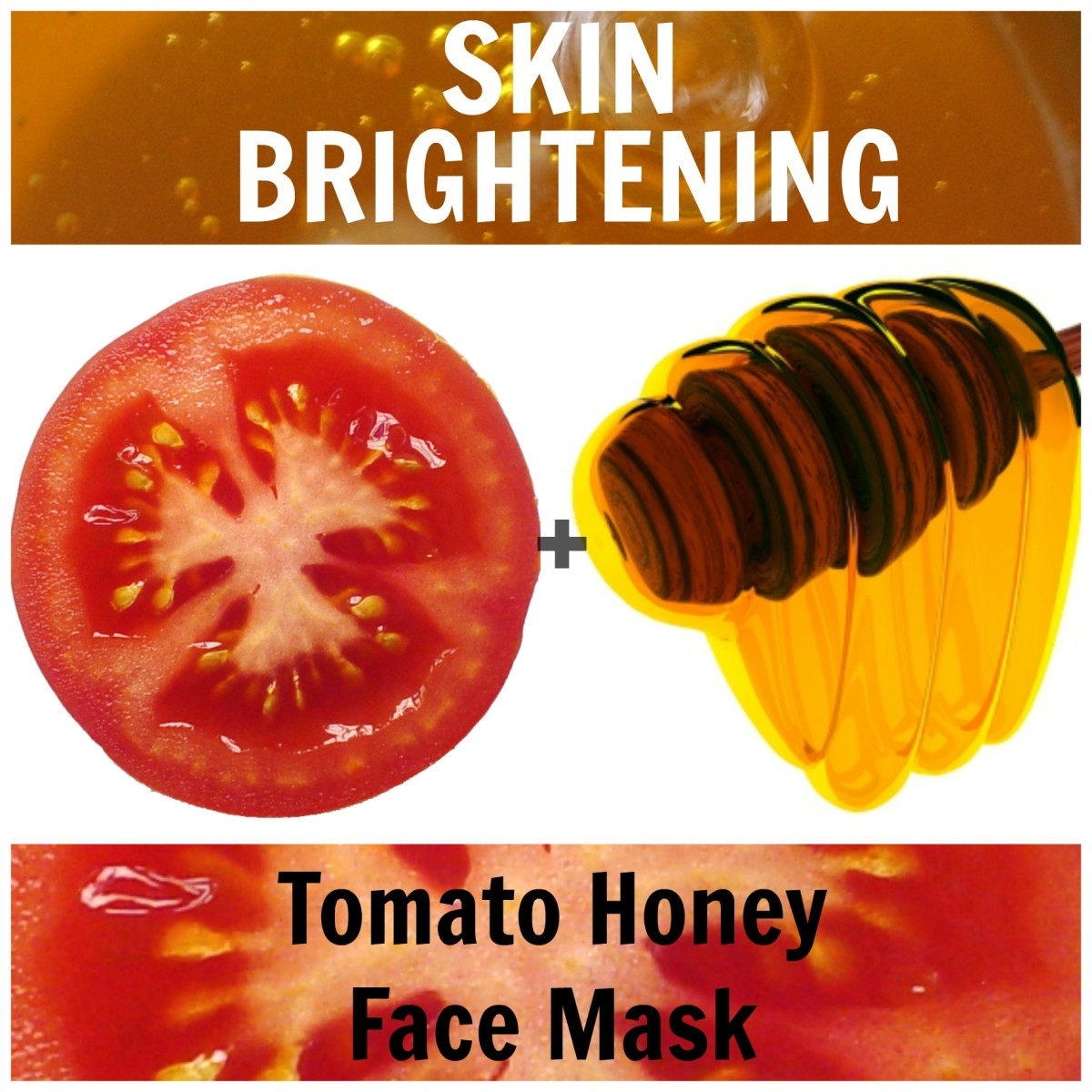 Want to brighten your skin and make it blemish free? Regularly use a nourishing tomato honey face mask.