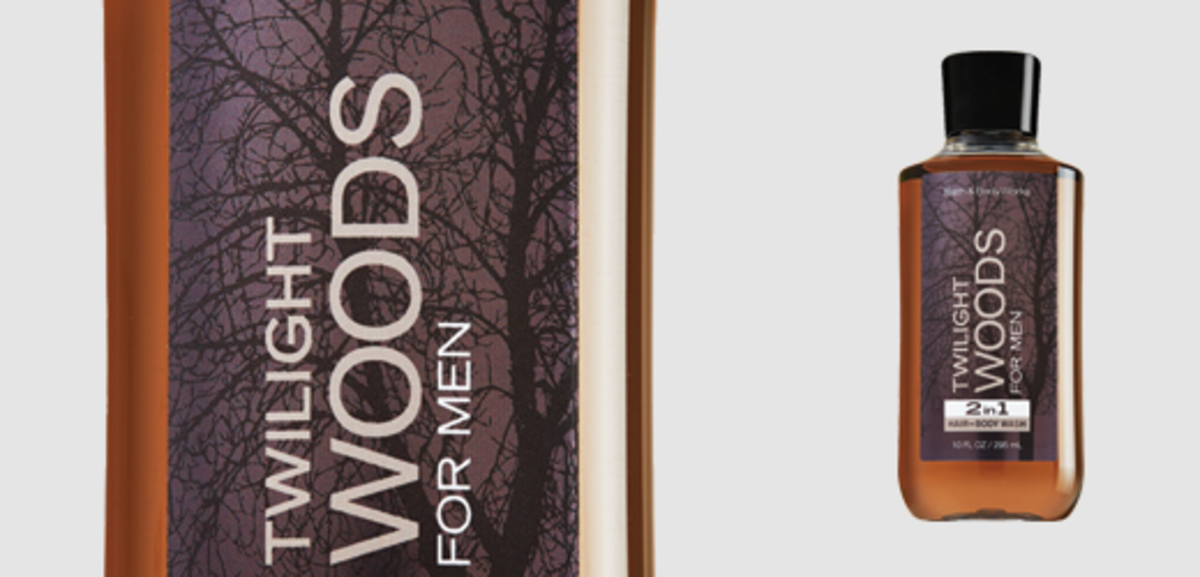 Twilight Woods Body Wash