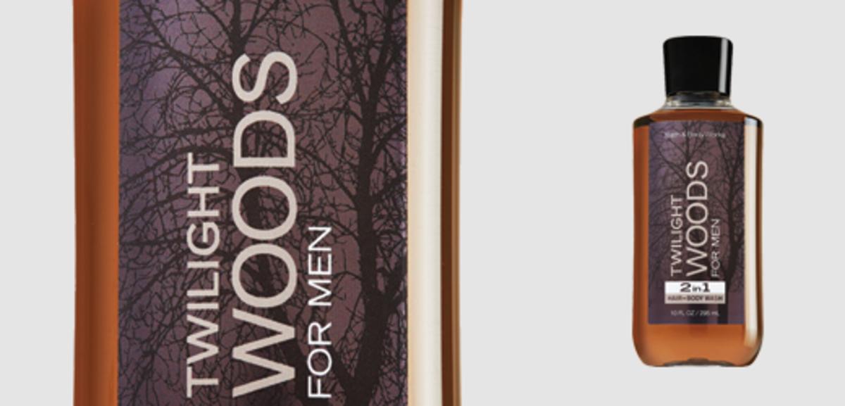 Twilight Woods Body Wash