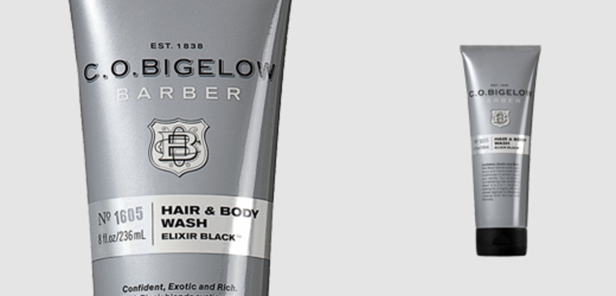 C.O. Bigelow Elixir Black
