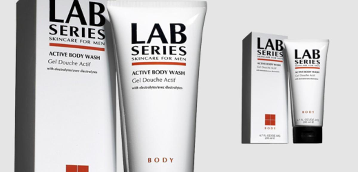Lab Series Active Body Wash