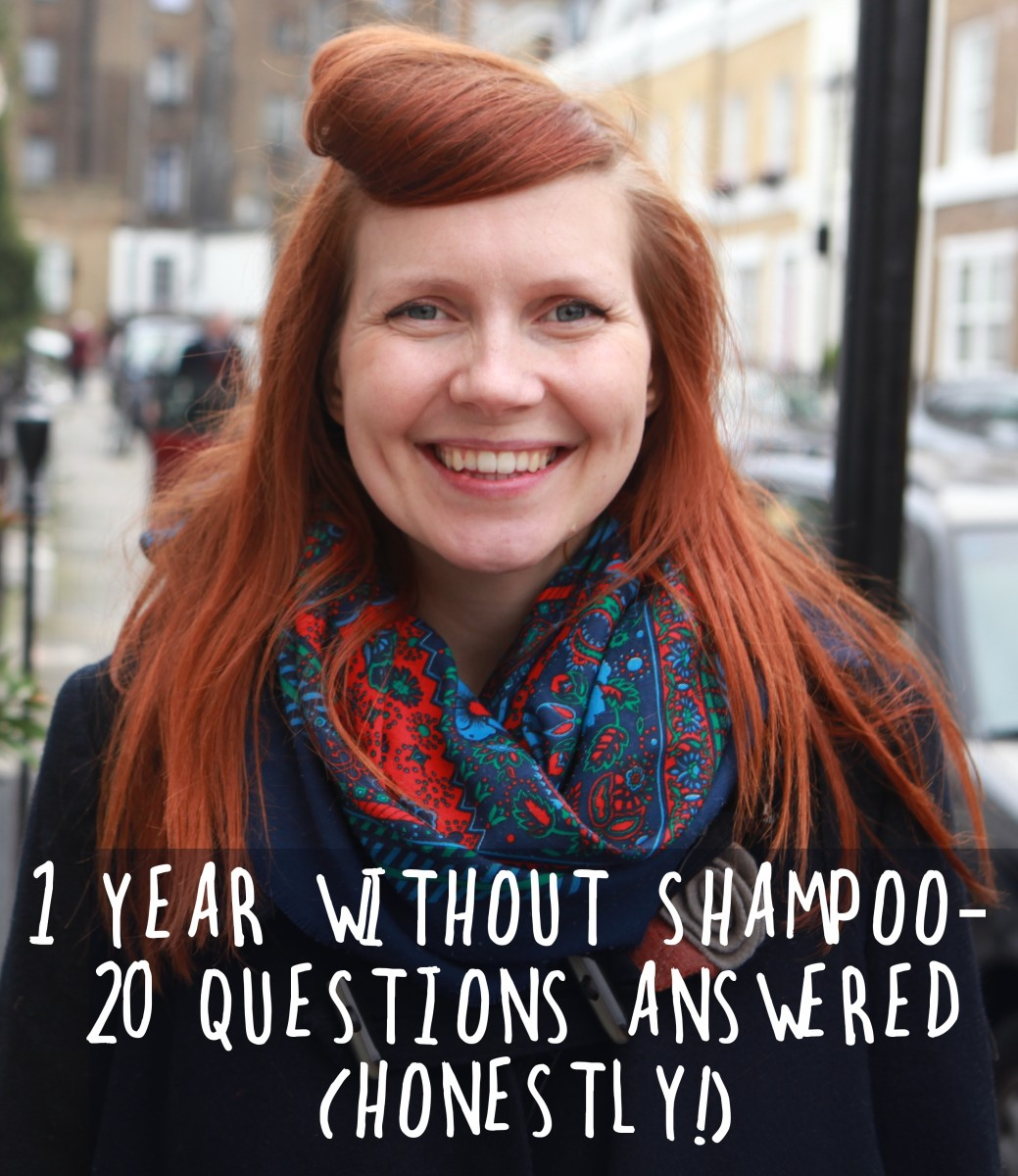This lady has a fantastic blog post about her journey being poo-free!