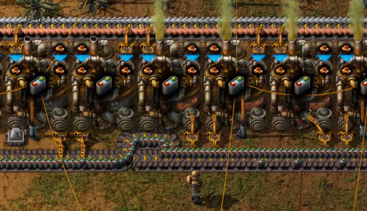 In use in a battery array