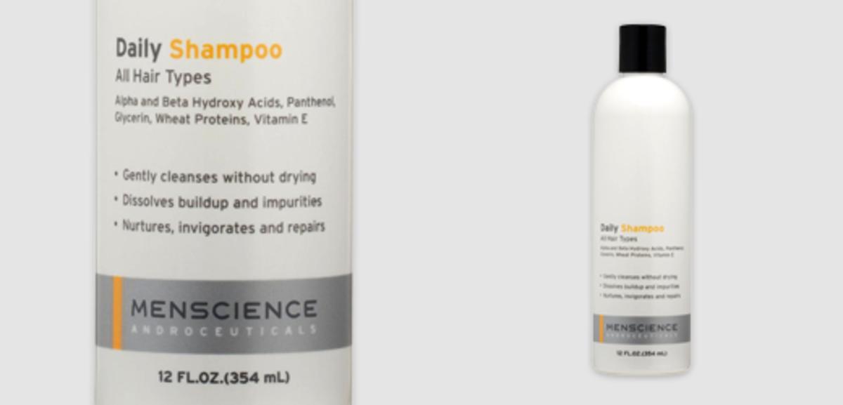 MenScience Daily Shampoo