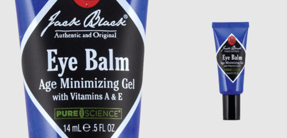 Jack Black Age Minimizing Gel