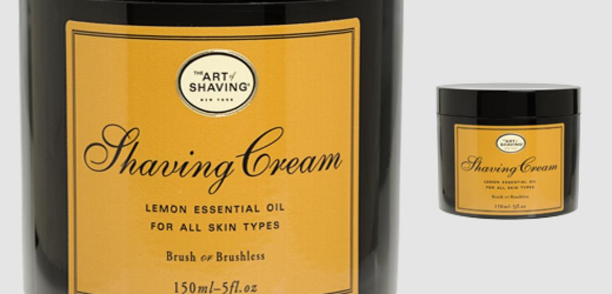 The Art of Shaving - Shaving Cream