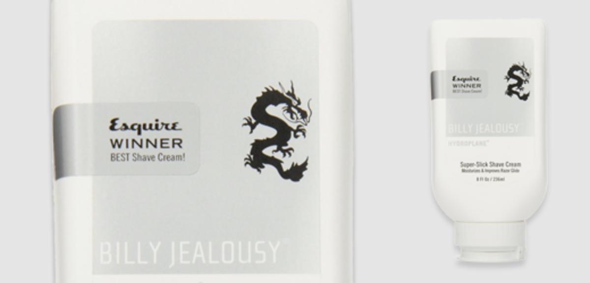 Billy Jealousy Hydroplane Super Slick Shave Cream
