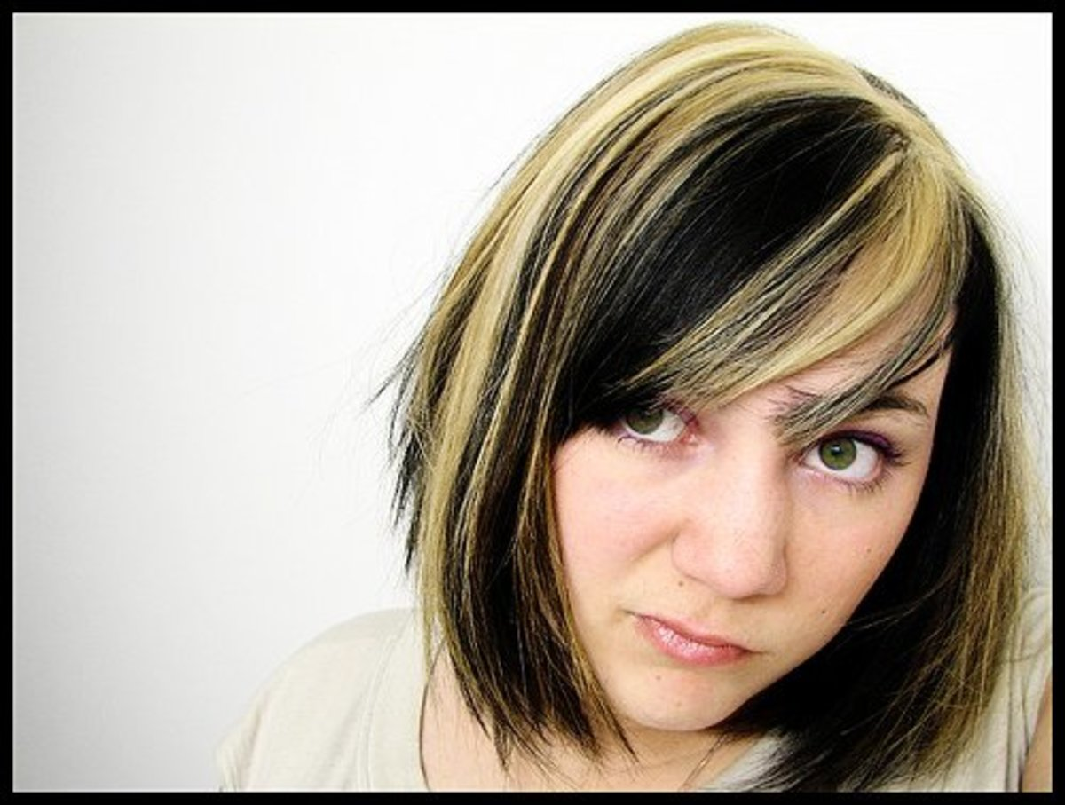 Highlighted streaks are notoriously difficult, but the results are great!