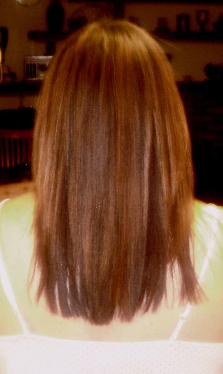 Bkt Natural Keratin Hair Straightening