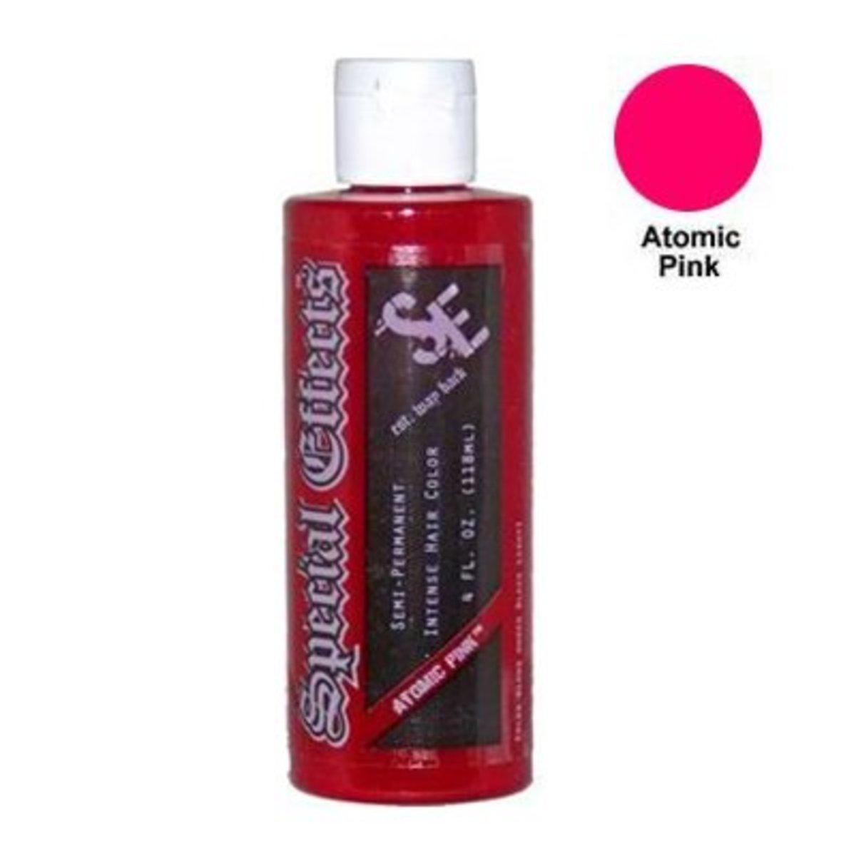 Recommended: Special Effects Atomic Pink. Dilute with white conditioner to make your perfect pastel!