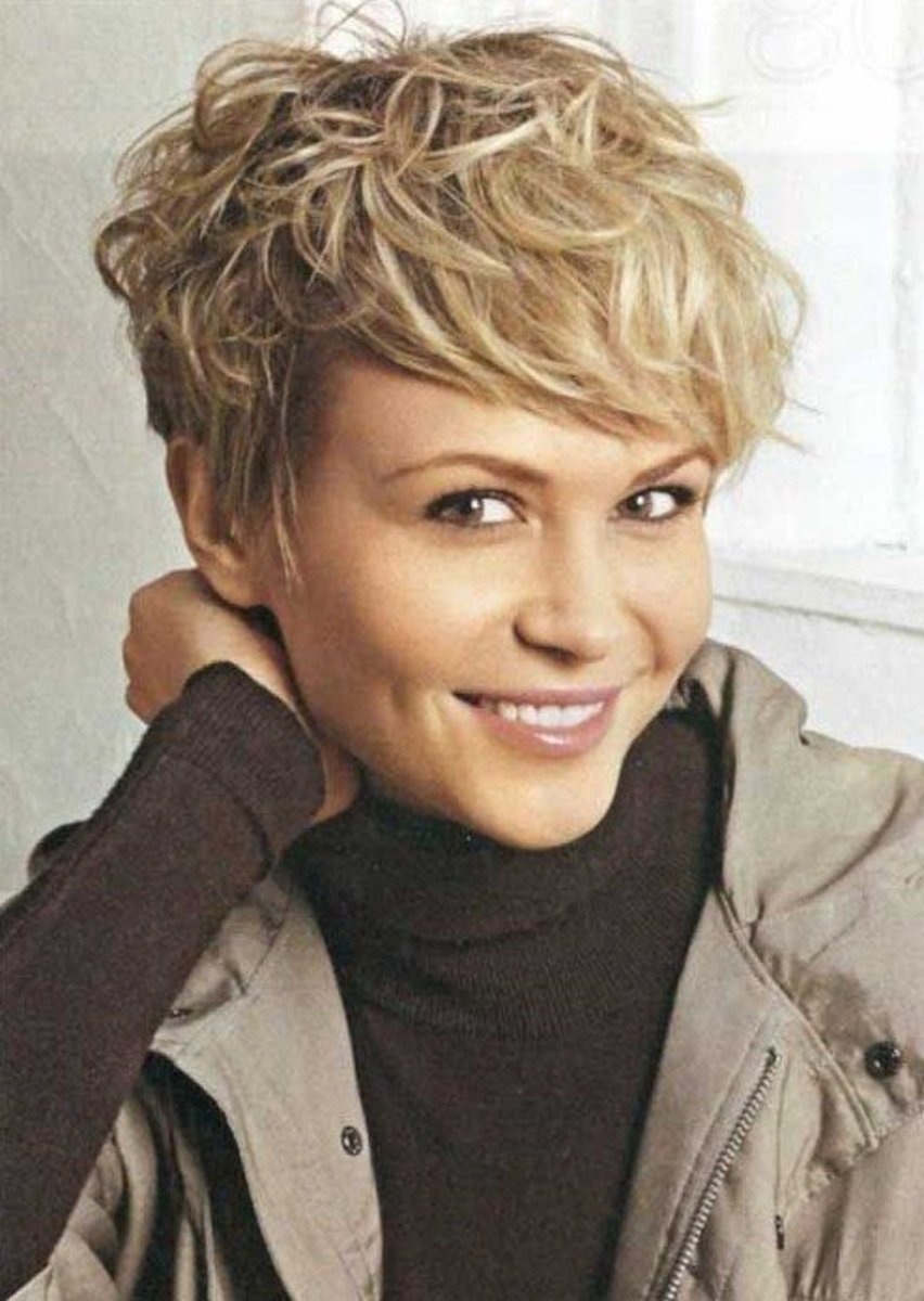 Peachy Stylish Short Hair Cuts And Styles For Women Of All Ages Bellatory Short Hairstyles For Black Women Fulllsitofus