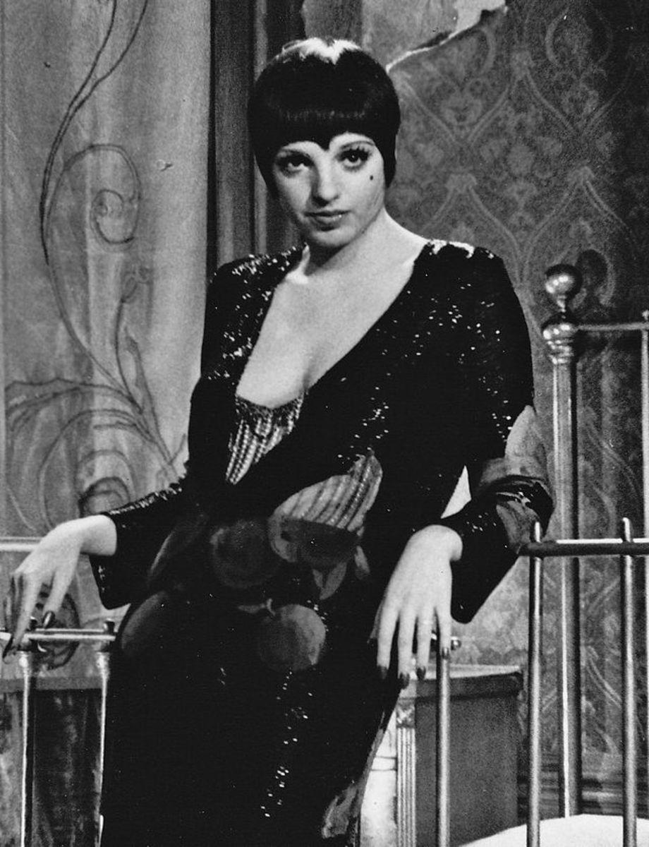 Liza in Cabaret 1972