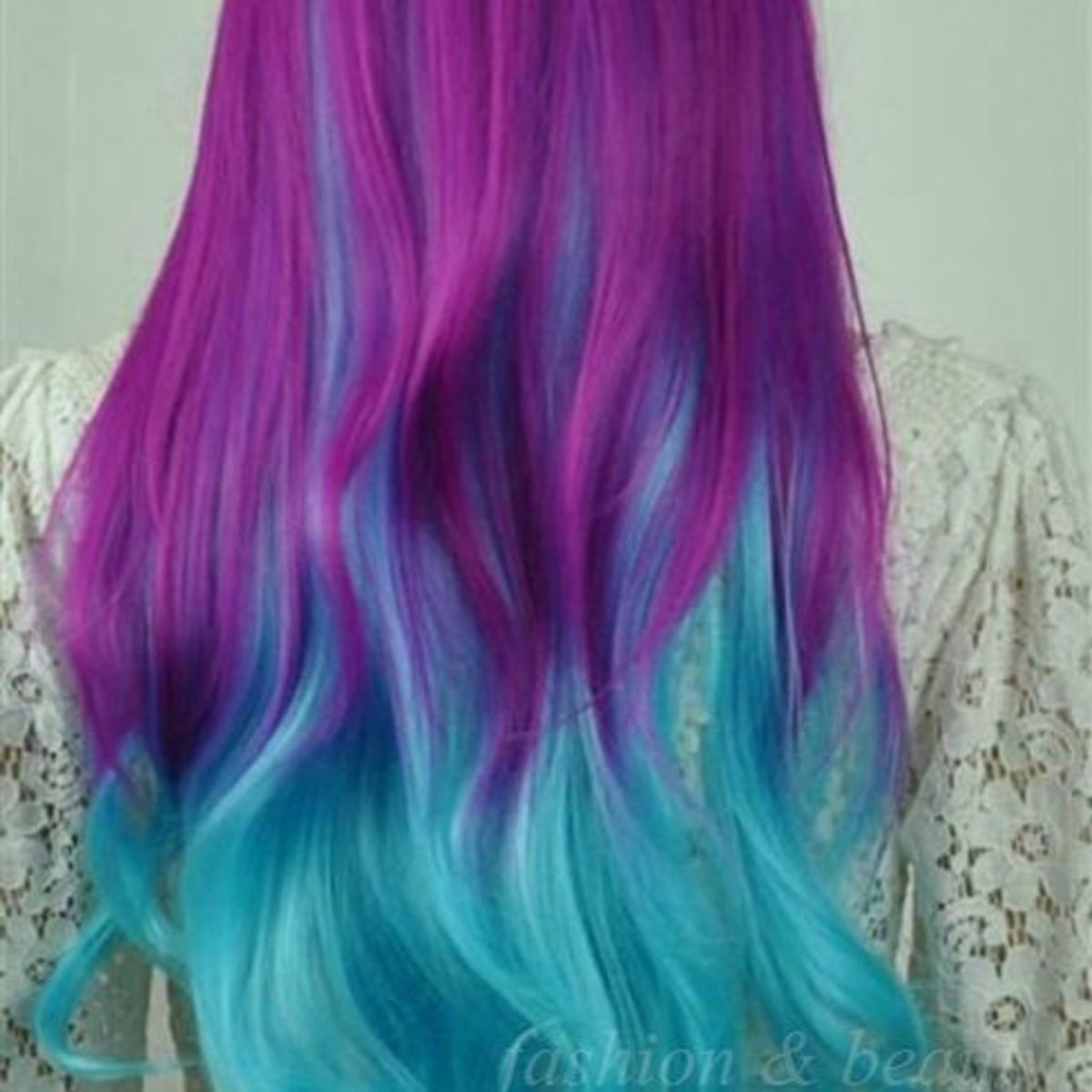 DIY Hair: 10 Ways to Dye Colorful Hair | Bellatory