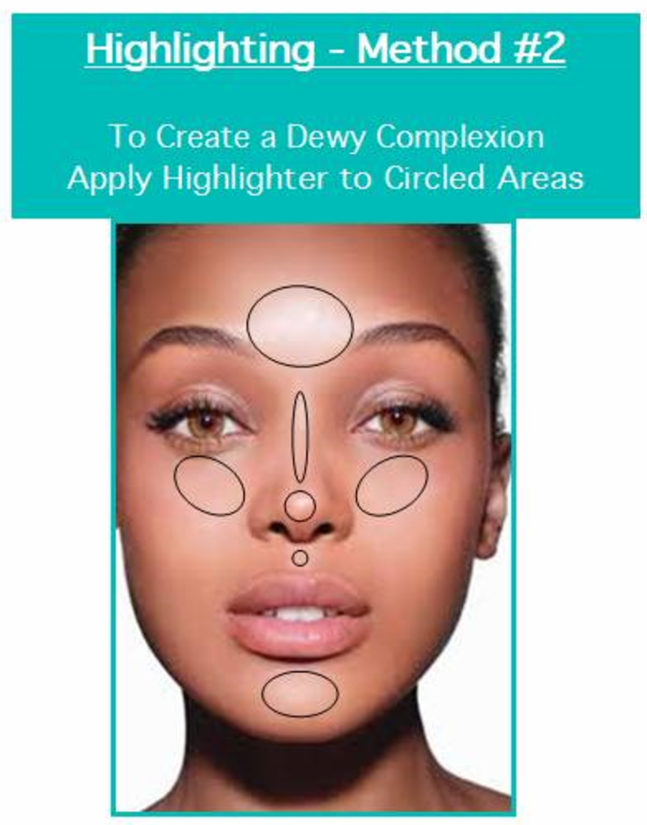 How to Highlight for a Dewy Look Without Looking Greasy