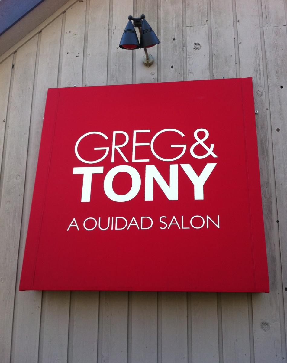 "Greg & Tony: A Ouidad Salon located in Connecticut is one of the many salons where you can get a ""curly hair"" haircut."