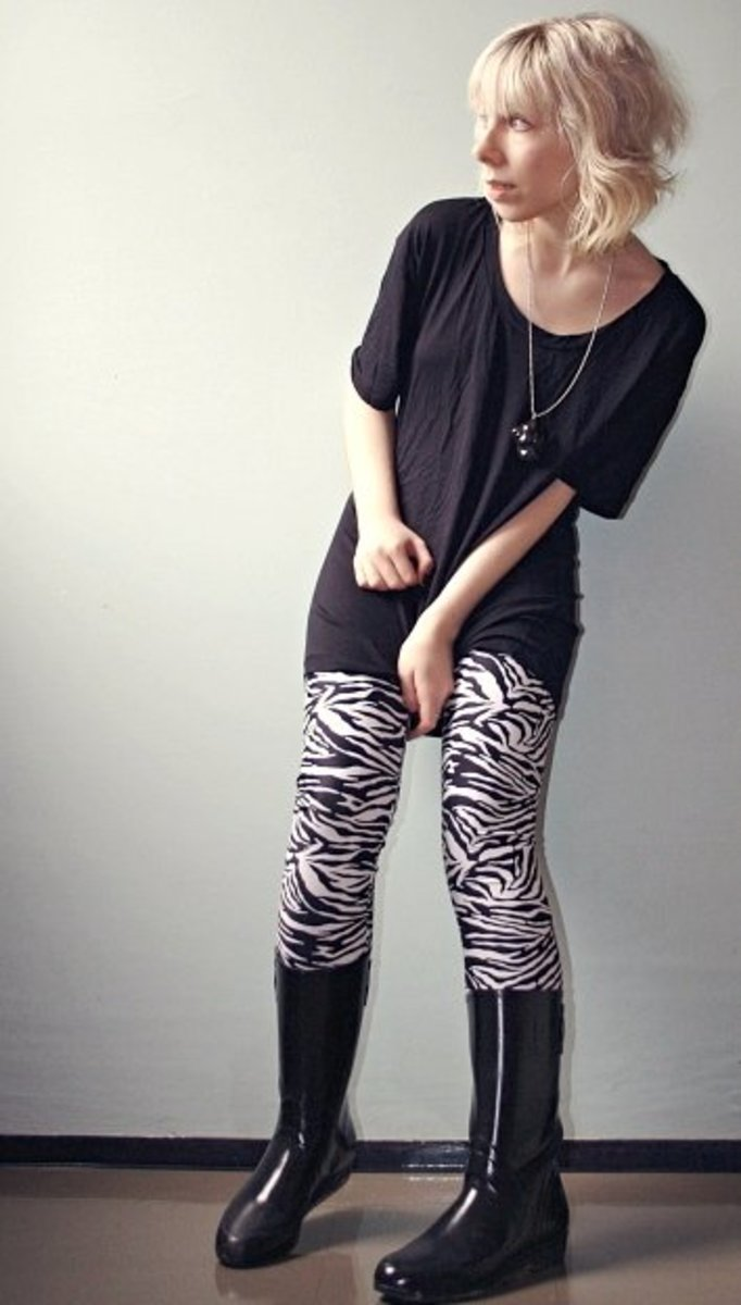 What Style Shoes Should You Wear With Leggings