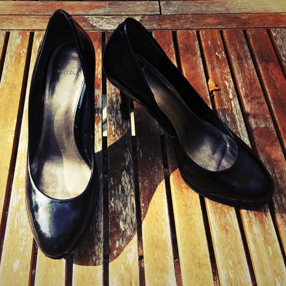 Use Vaseline to Shine Shoes