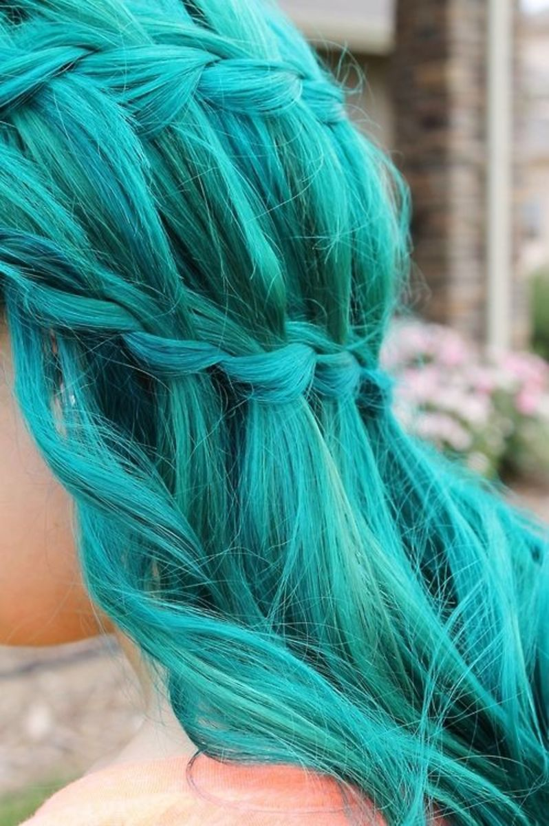 DIY Hair: 10 Ways to Dye Mermaid Hair | Bellatory