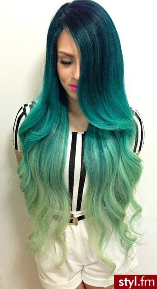 Diy Hair 10 Ways To Dye Mermaid Hair Bellatory