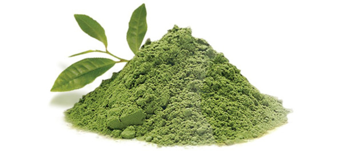 Green tea can be useful for many different self-care routines.