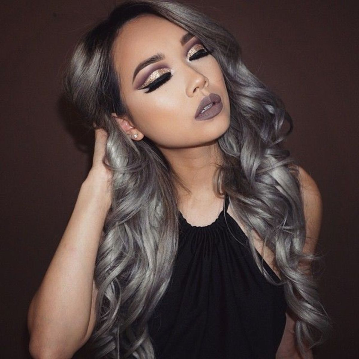 Diy Hair How To Get Granny Gray Hair Bellatory