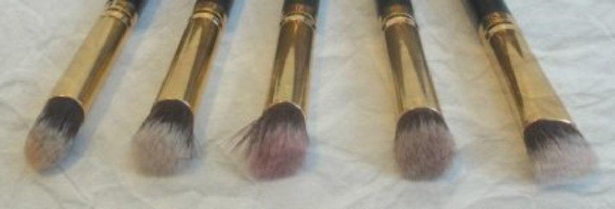 Bh Cosmetics Small Blending Brushes