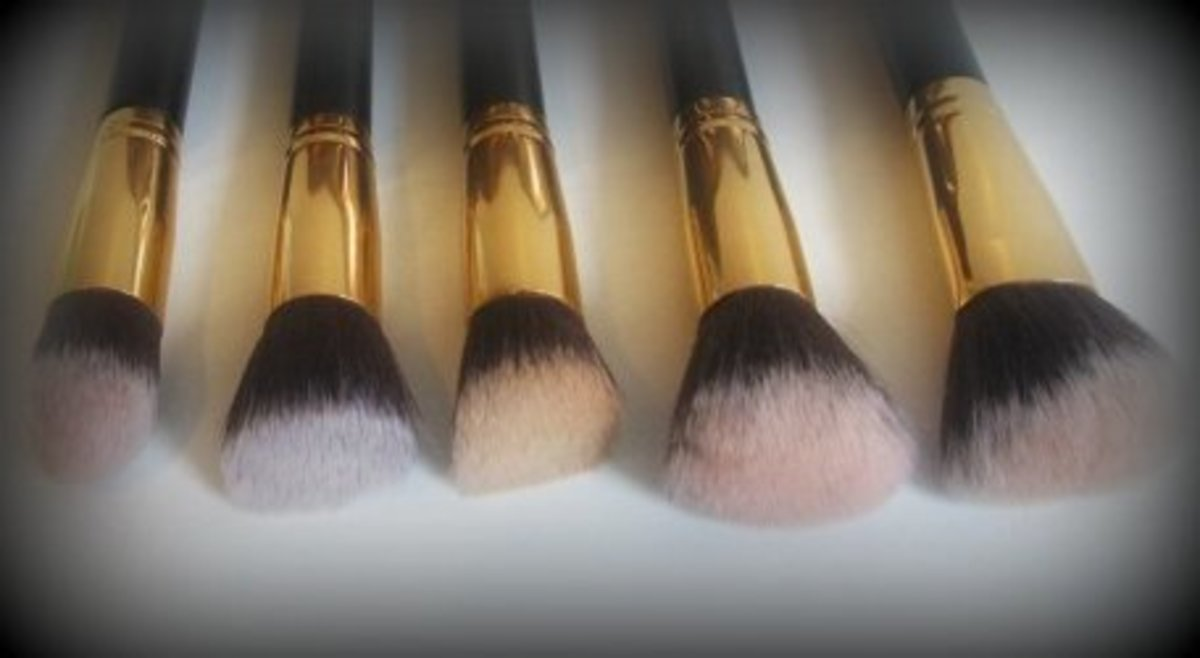 Bh Cosmetics (5 Blending Brushes)