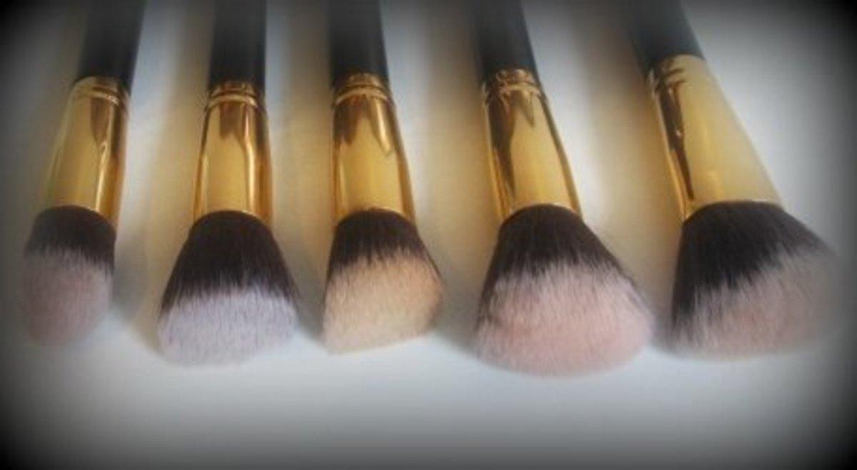 Bh Cosmetics (5 Blending Brushes)