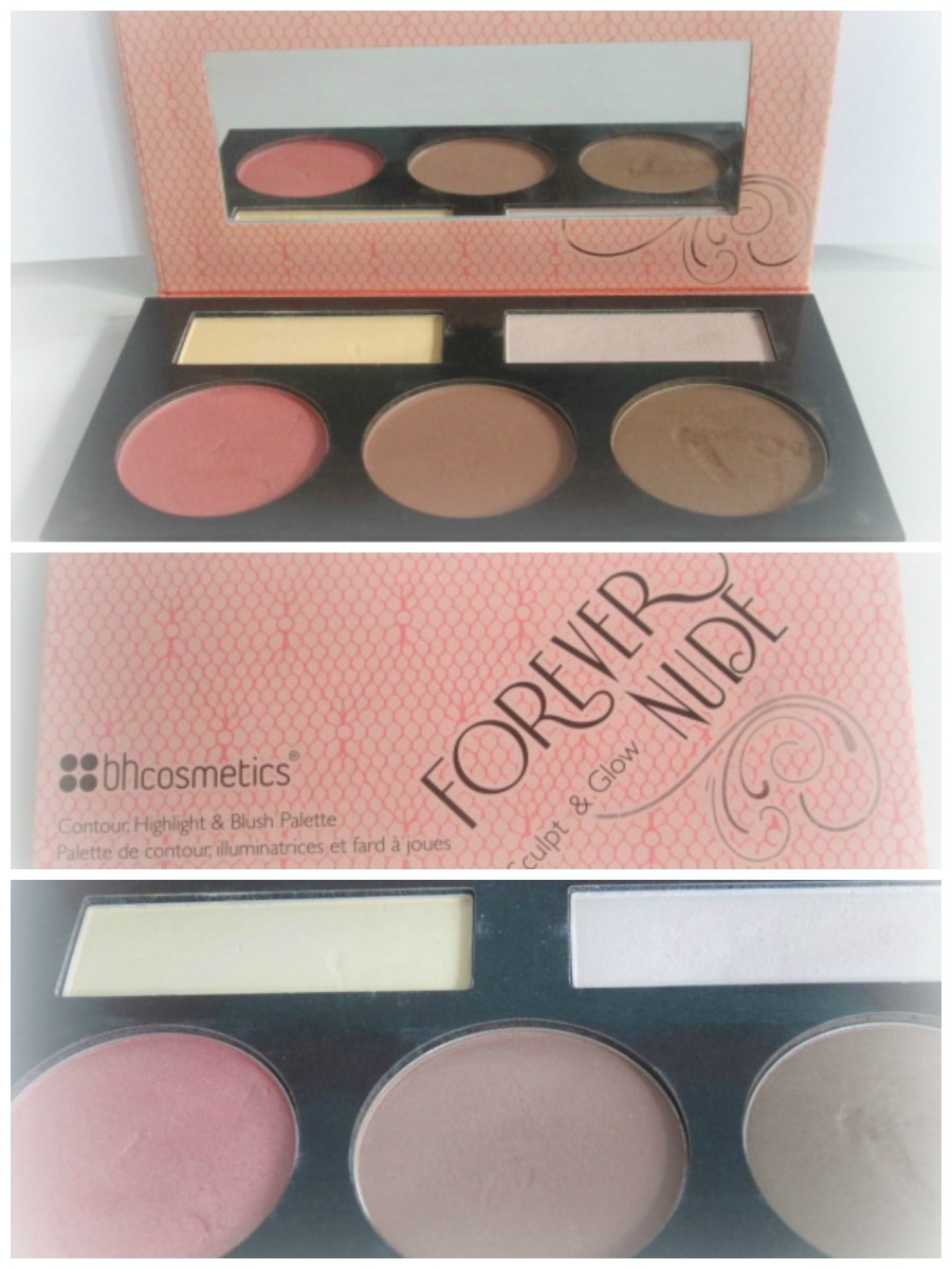 Forever Nude Sculpt & Glow Contouring Kit