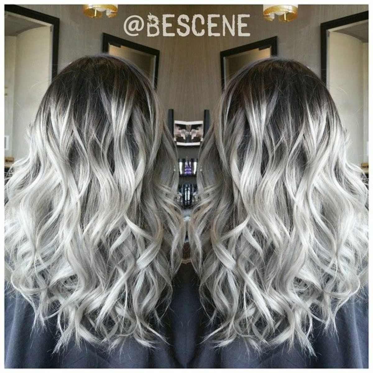 Diy hair 8 ways to rock gray hair bellatory source pmusecretfo Image collections
