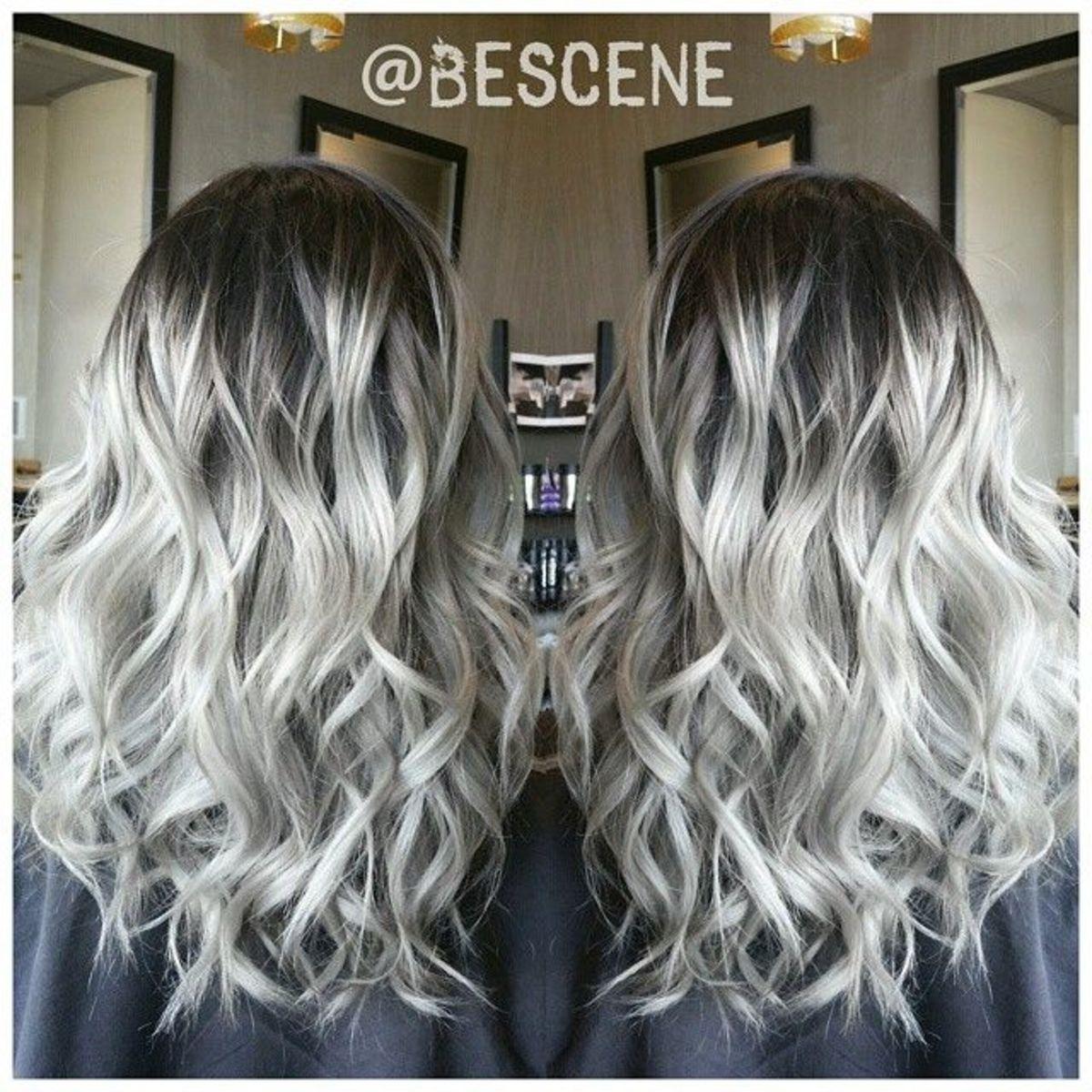 Rooty Gray Dye