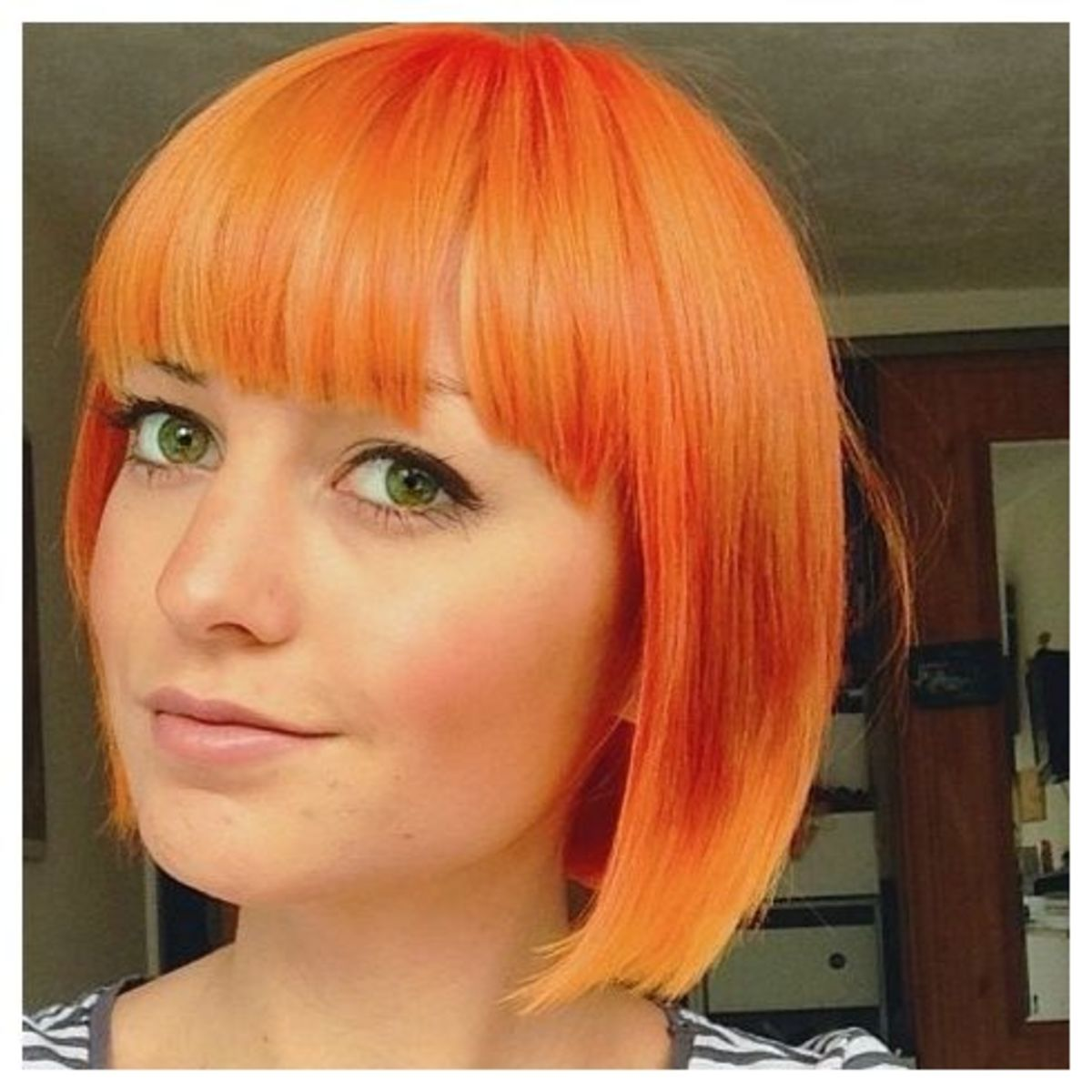 Diy Hair 15 Orange And Yellow Hair Color Ideas Bellatory