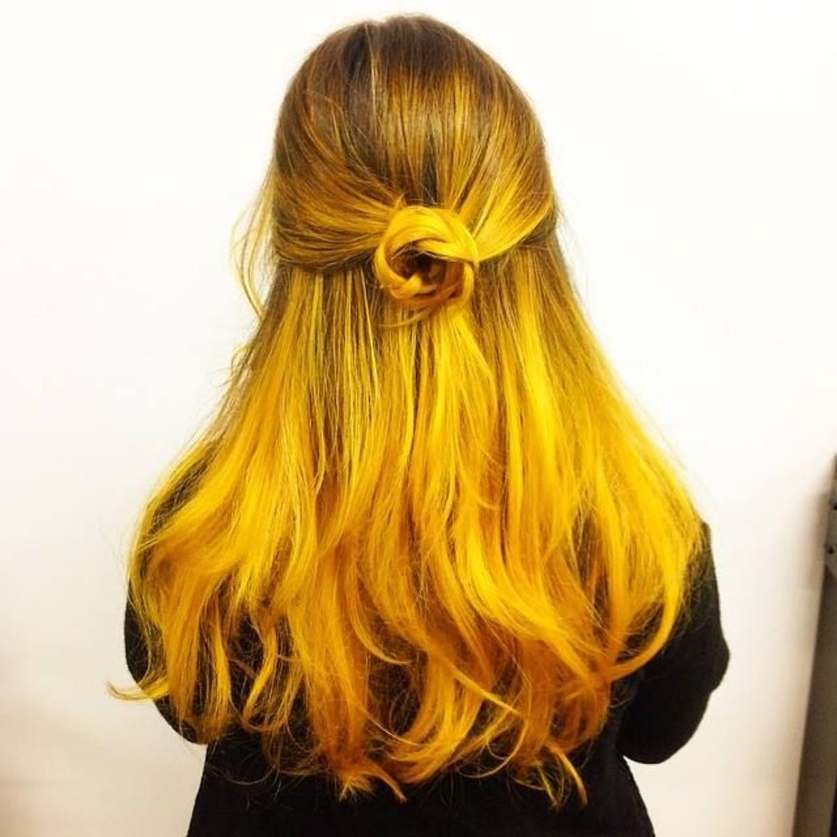 DIY Hair 15 Orange And Yellow Hair Color Ideas  Hubpages