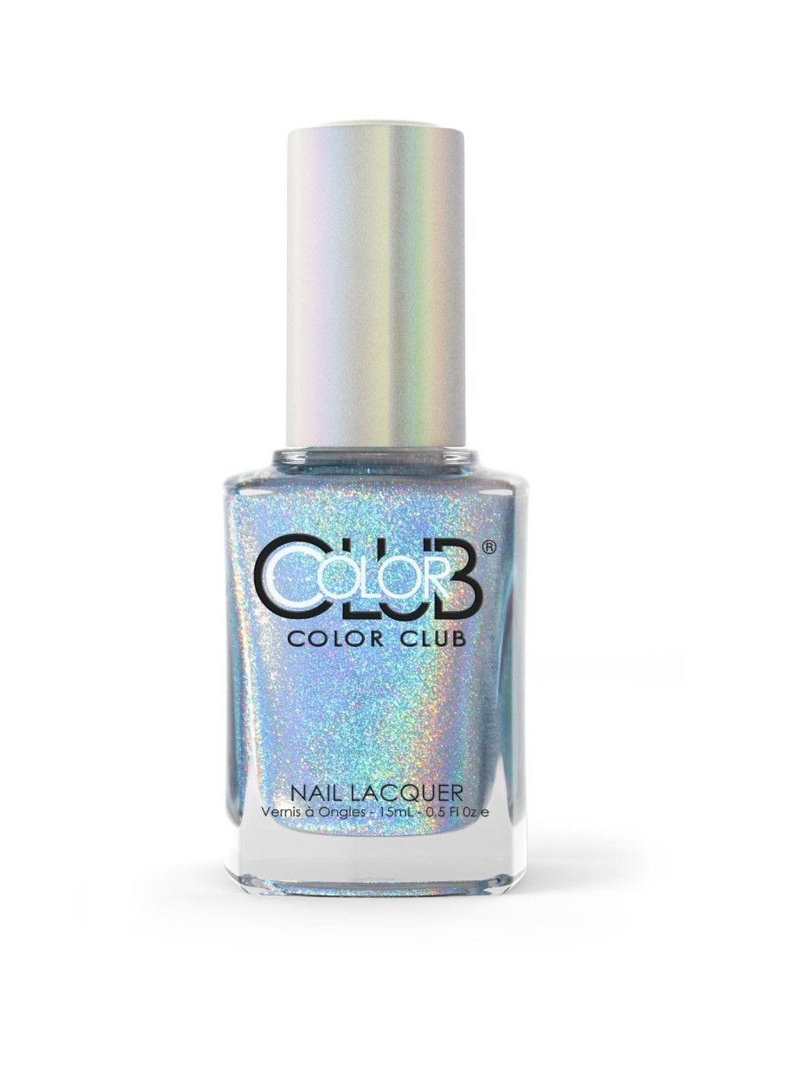 Color Club Holographic Blue Heaven