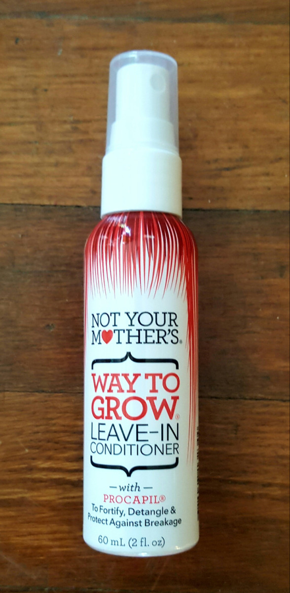 Not Your Mother's Way to Grow Leave-In Conditioner.